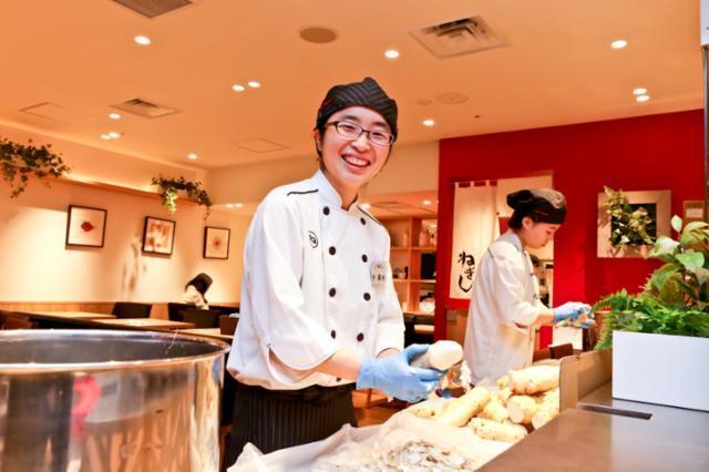 牛たん とろろ 麦めし ねぎし 横浜ポルタ店の画像・写真